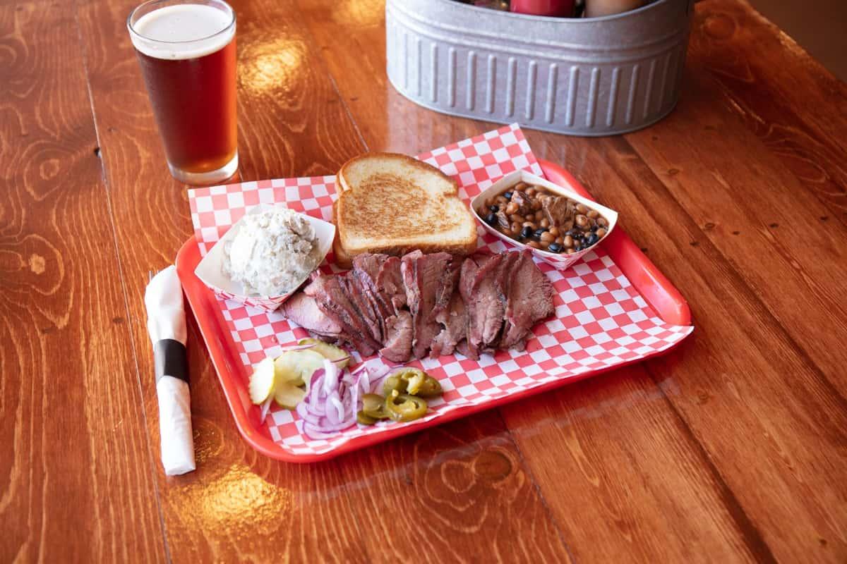 Tri-Tip Plate