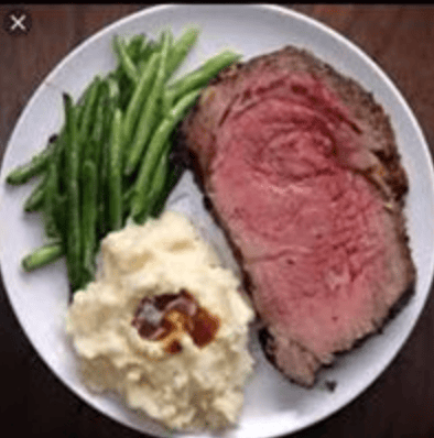 Prime Rib (Served After 4pm)