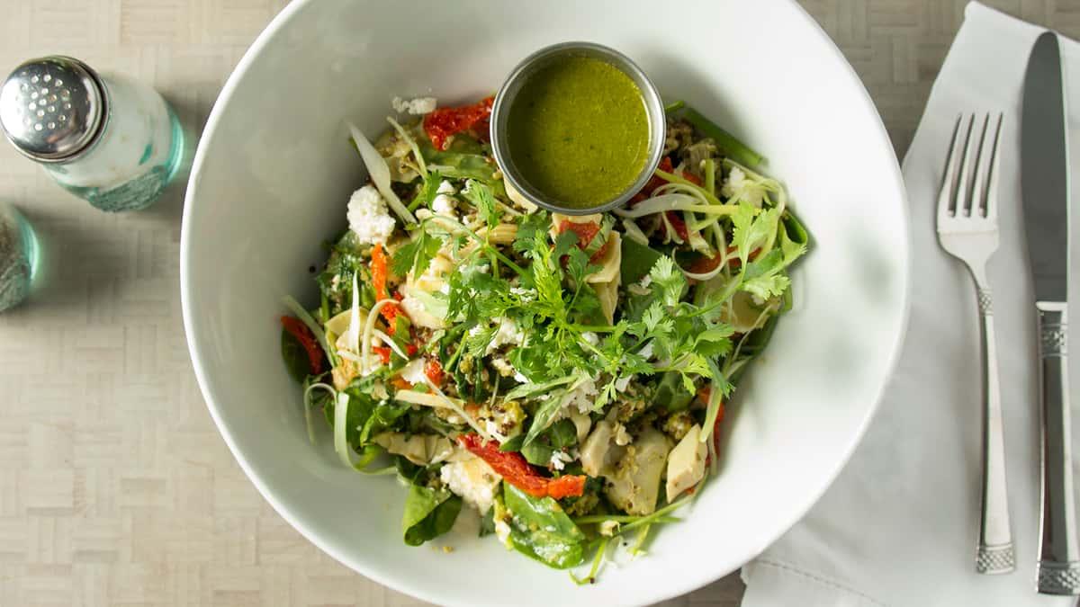 Quinoa Bliss Salad