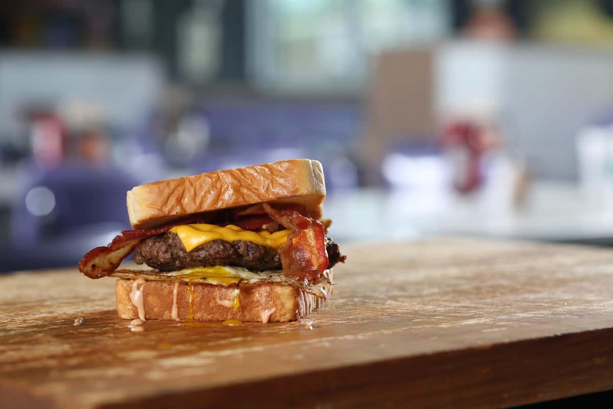 9 Eggcellent Burger