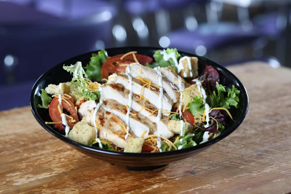 19 Grilled Chicken Salad