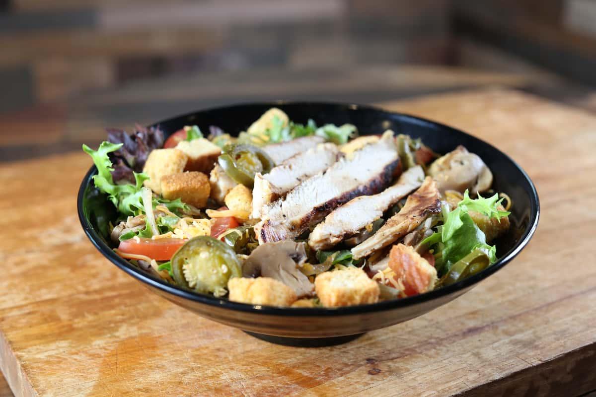 12 Heff's Salad