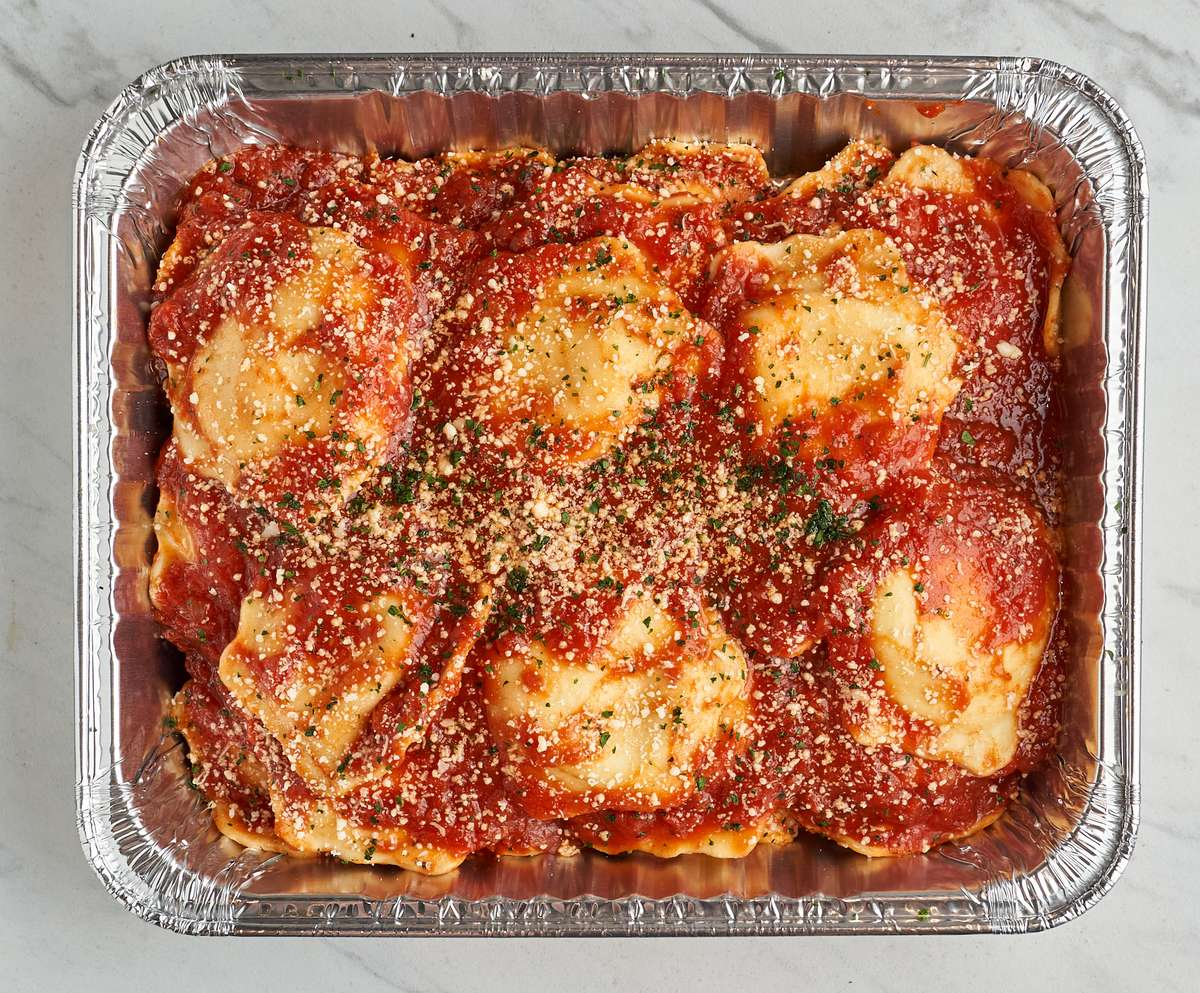 Catering Four Cheese Ravioli