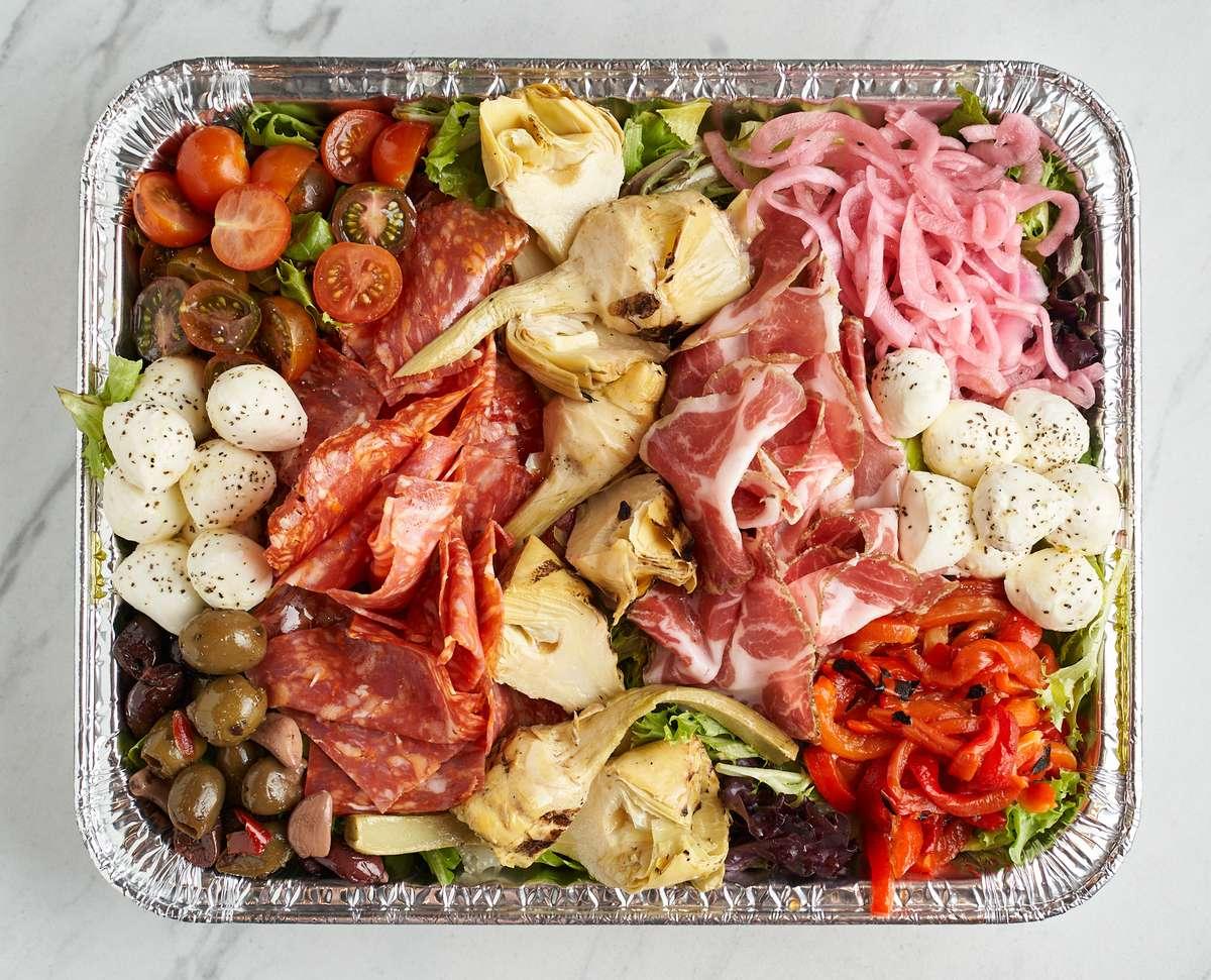 Catering Antipasto Salad