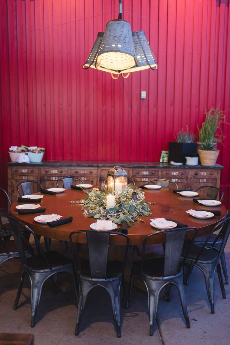 dine in restaurant events