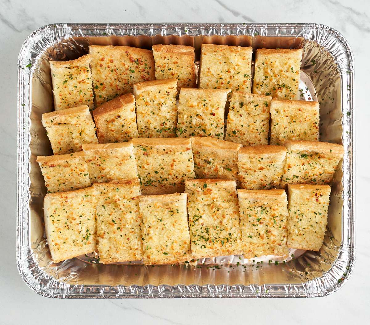 Catering Garlic Bread & Housemade Marinara