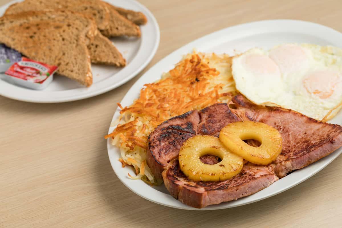 Ham & Eggs*