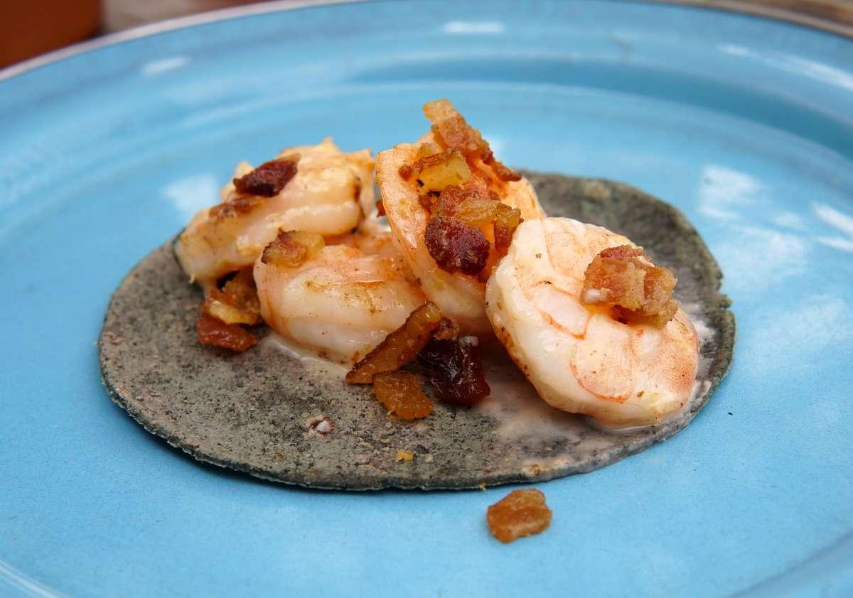 Shrimp Mazatlan Style