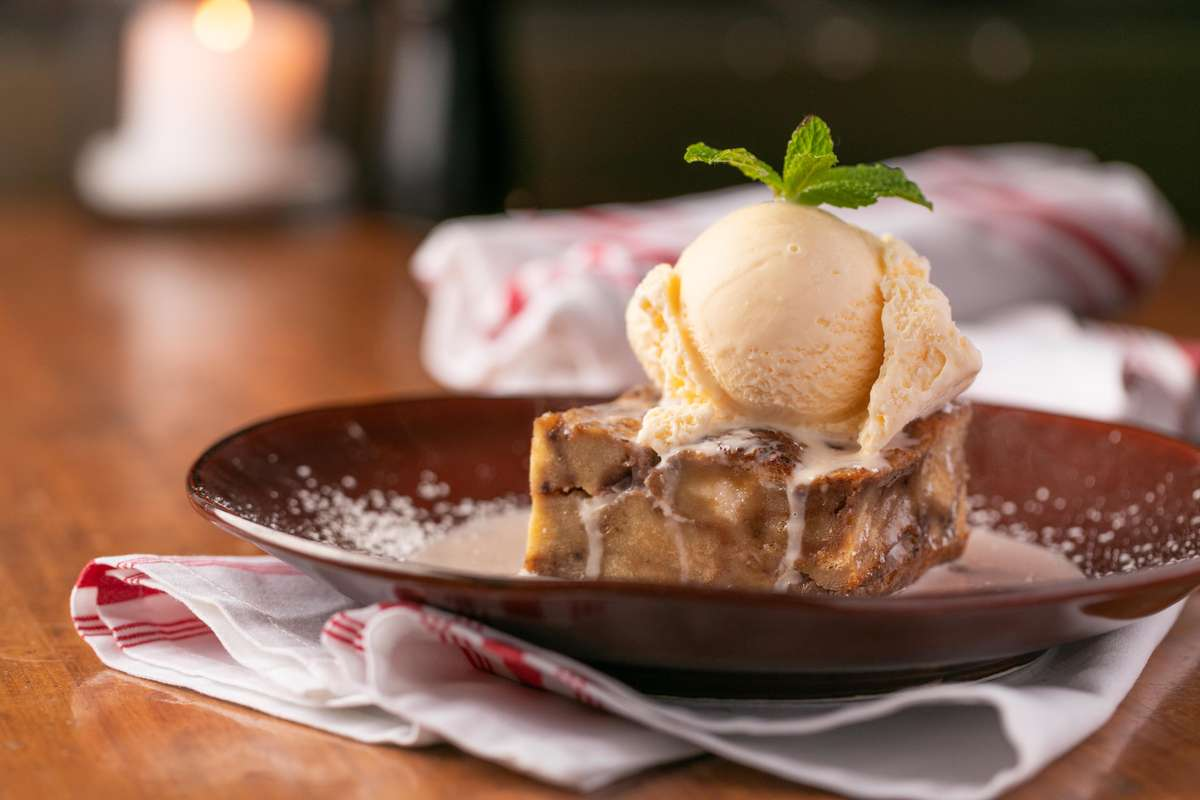 Today's Bread Pudding