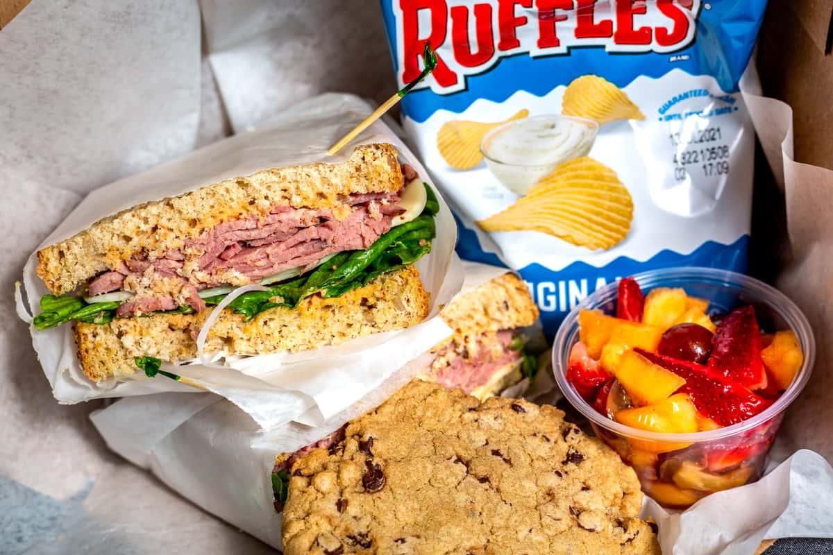 QSD Deli Sandwich Boxed Lunch