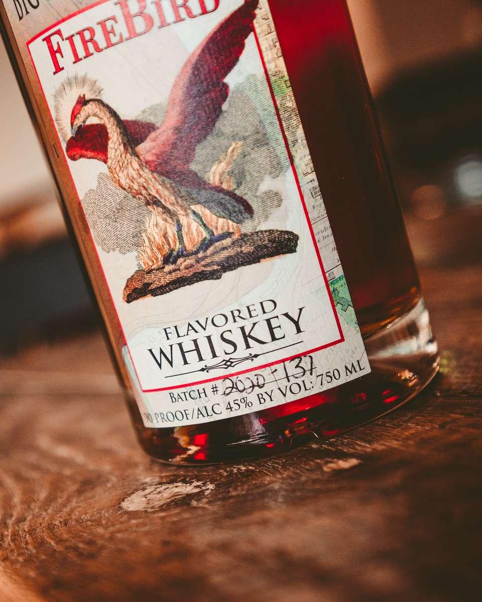 Firebird Cinnamon Whiskey