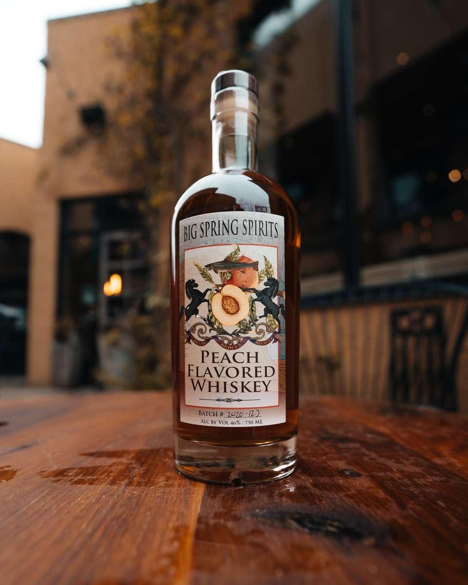Peach Whiskey