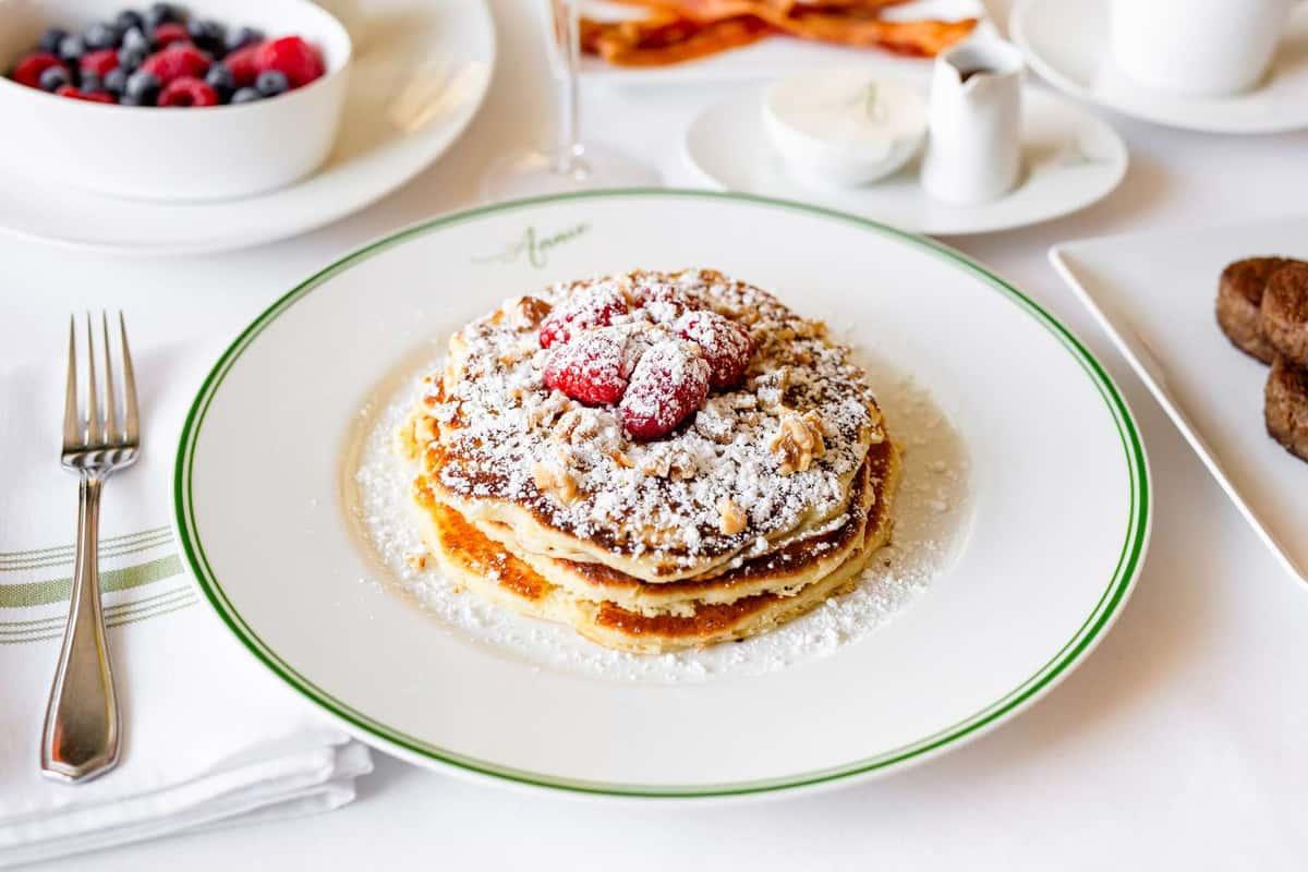 Buttermilk Pancake Choices