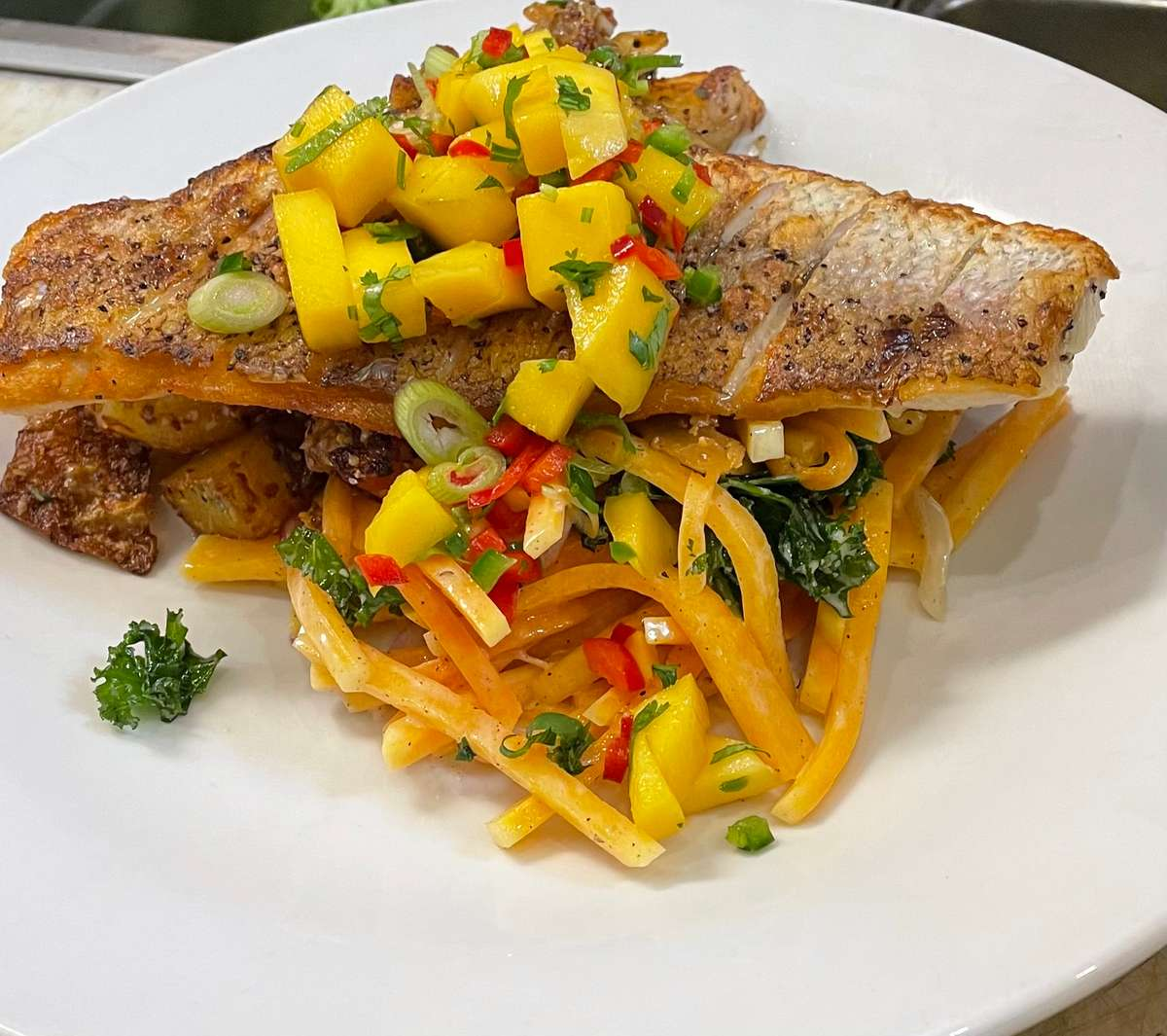 Fish or Seafood Special! Friday & Saturday only!