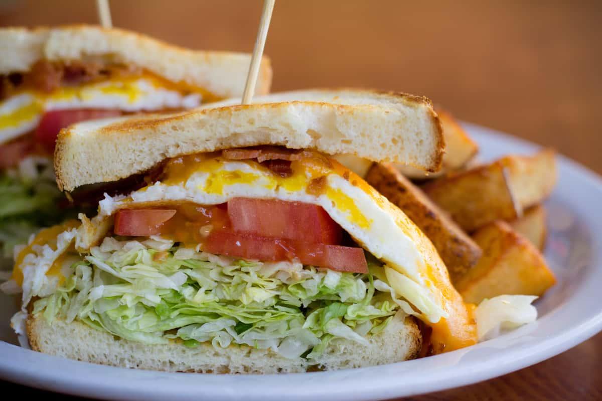 PCH Breakfast Sandwich