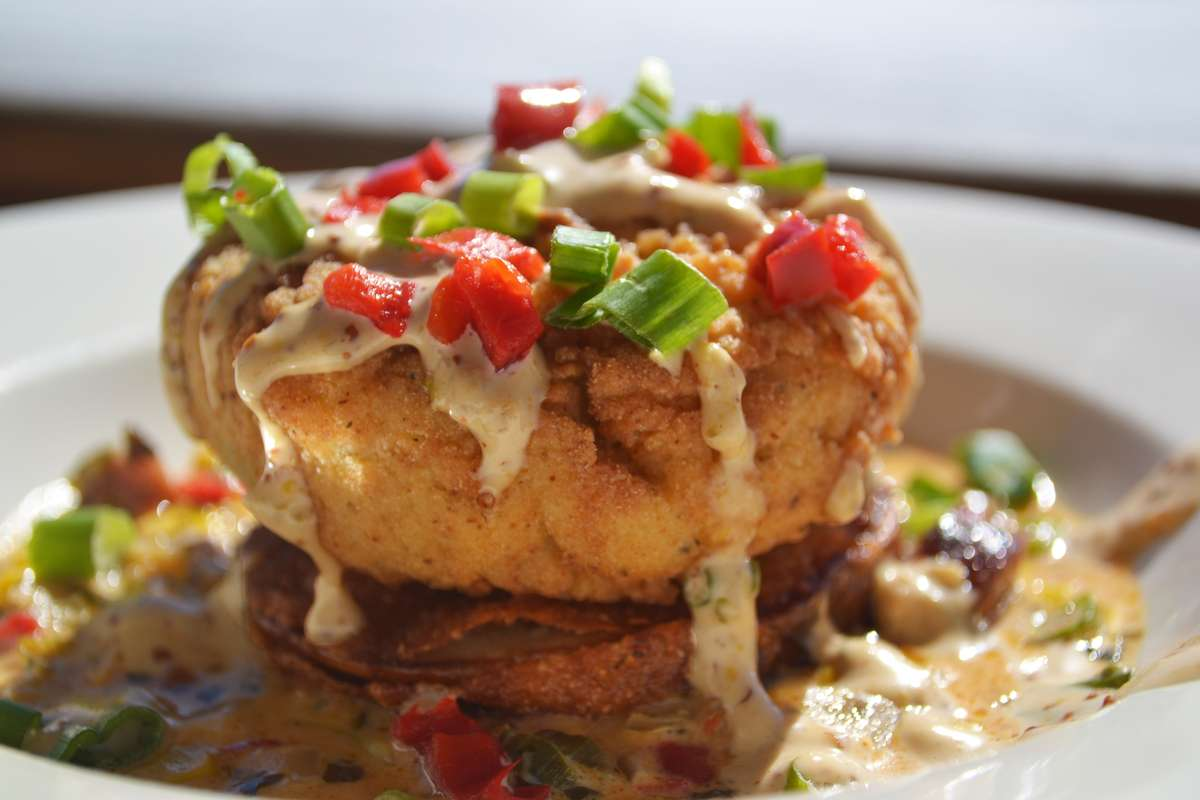 Southern-Style Crab Cake