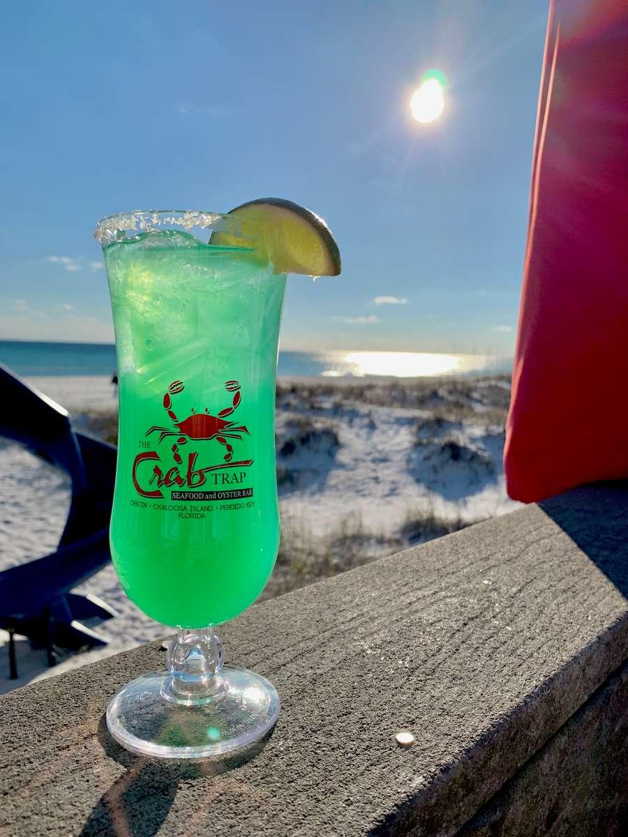 Emerald Coast Top Shelf Margarita
