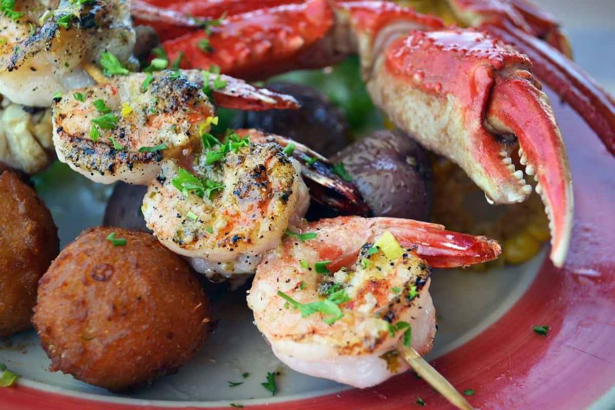 Snow Crab & Shrimp*