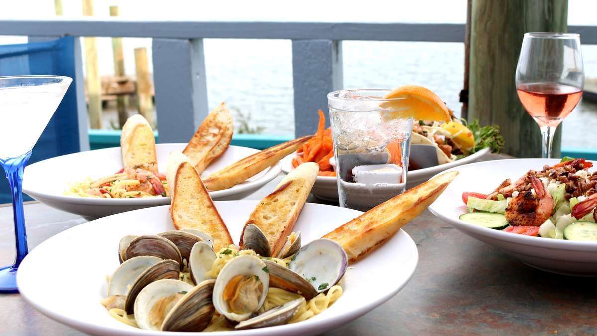 Catering Services at The Fish Dock