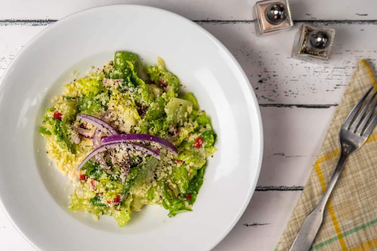 Lomonte's Famous House Salad