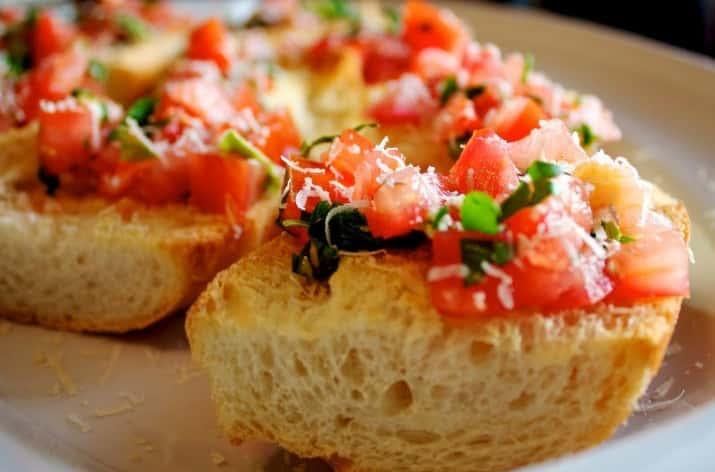 Lomonte's Appetizer