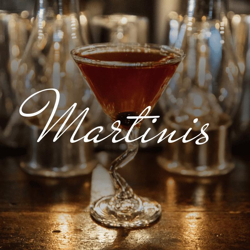 Tunnel Manhattan Martini