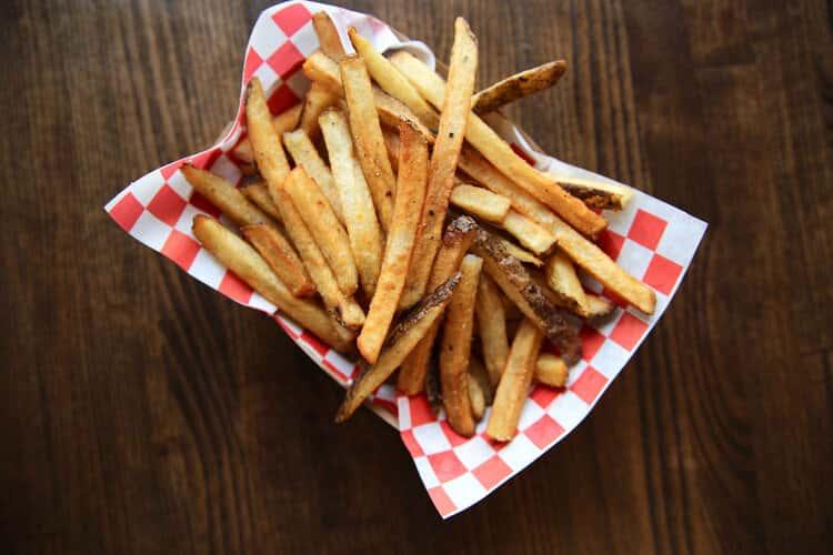 Fries (Regular)