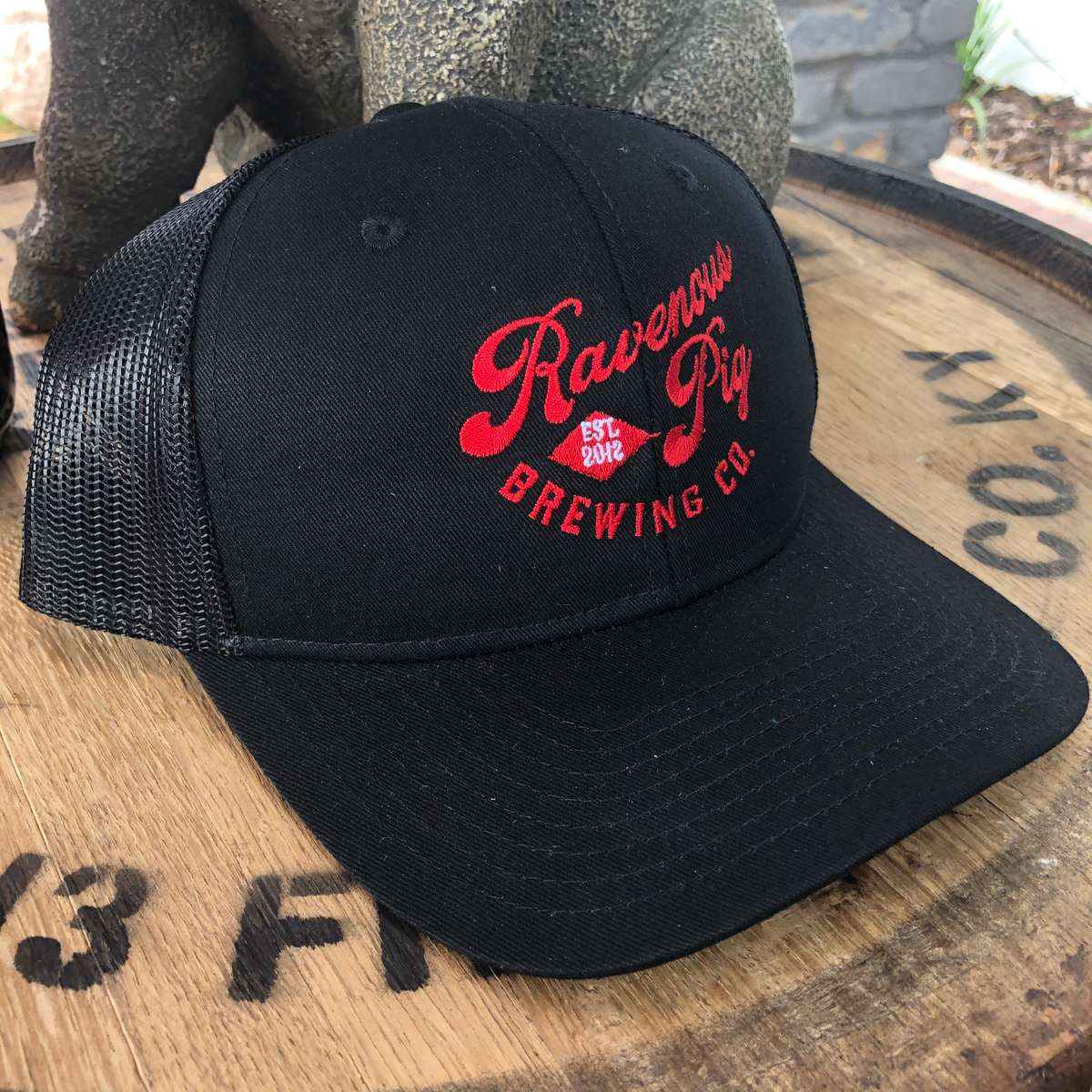 TRP brewing co hat