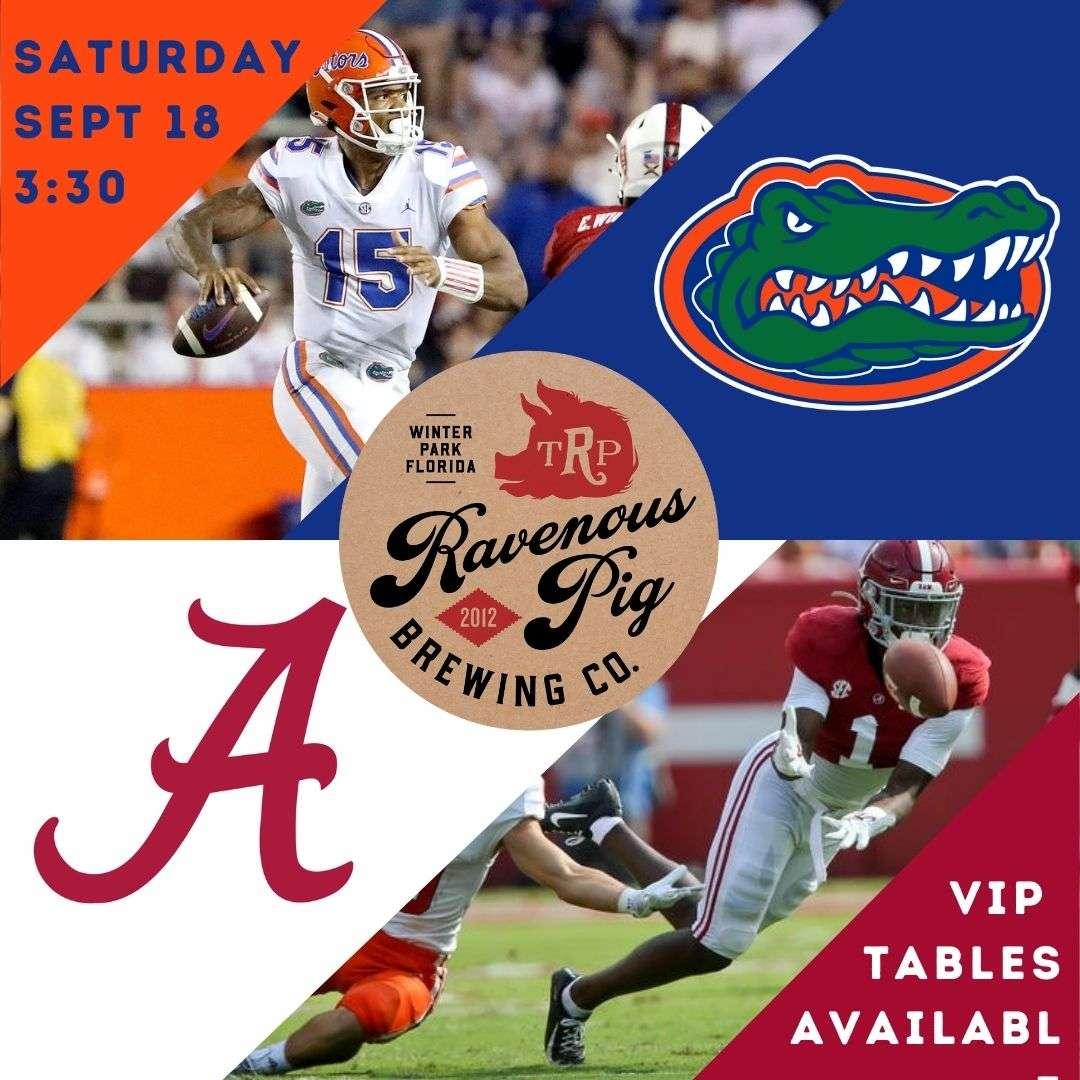 Florida vs Alabama