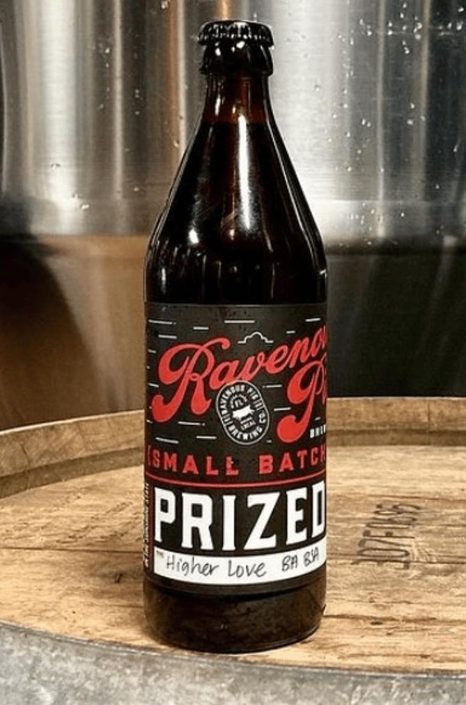Prized Pig Bottling Series #1: Higher Love 13%