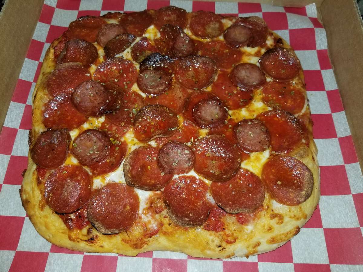 Grandma Style Square Pizza (Any Way You Want It)