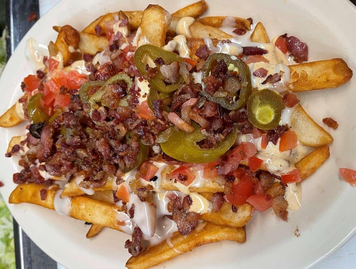 Dumpster Fries