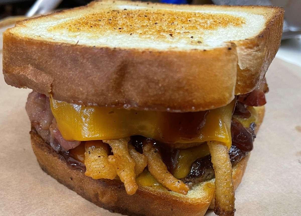 Cowboy Sandwich