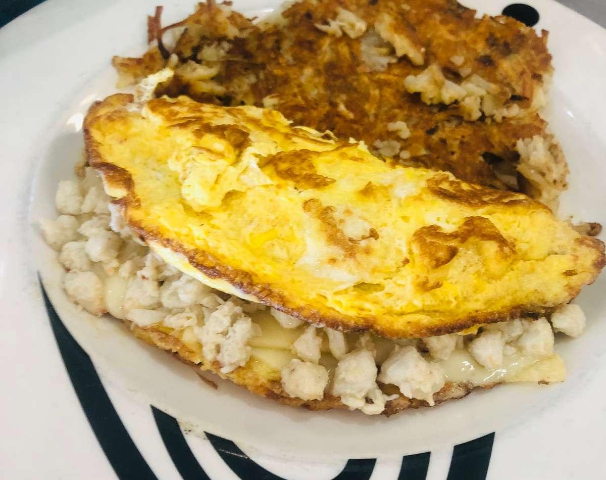 The Crabby Omelet