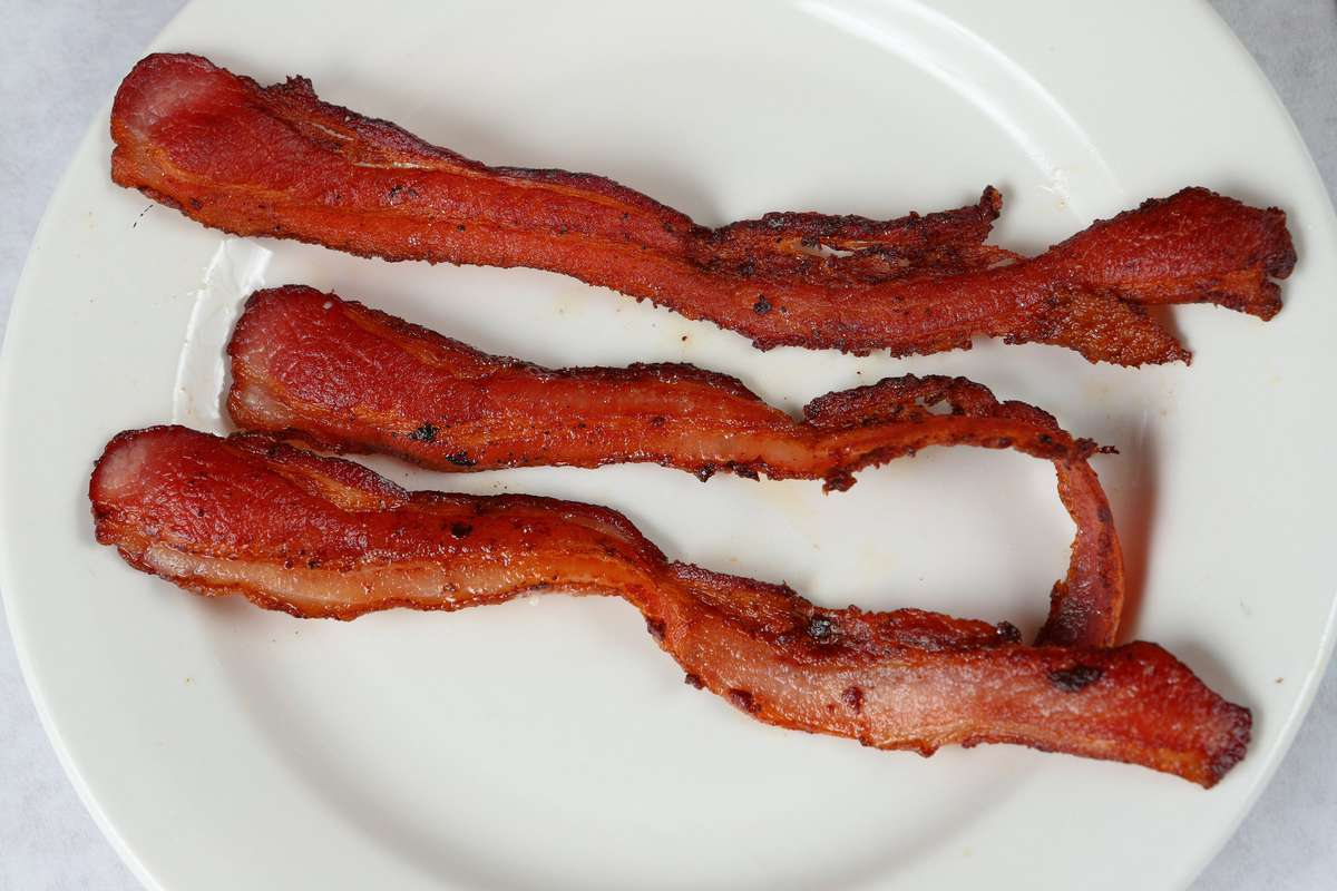 Bacon or Canadian Bacon