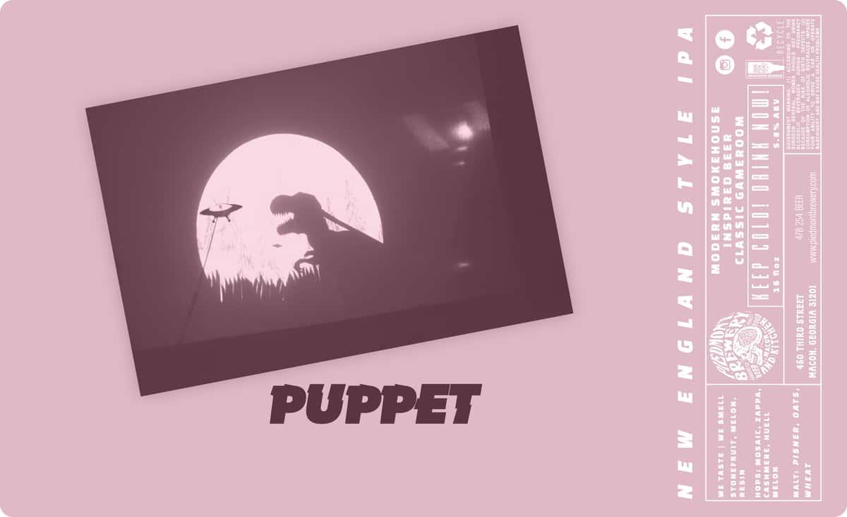 *** NEW *** Puppet NEIPA