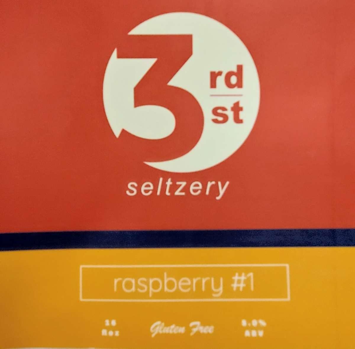 *** NEW *** 3rd Street Seltzery - #2 Pineapple / Mango