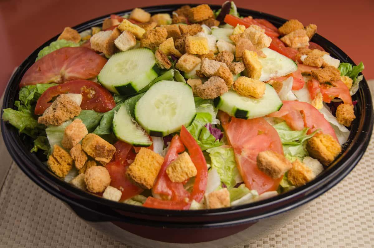 Garden Salad or Caesar Salad
