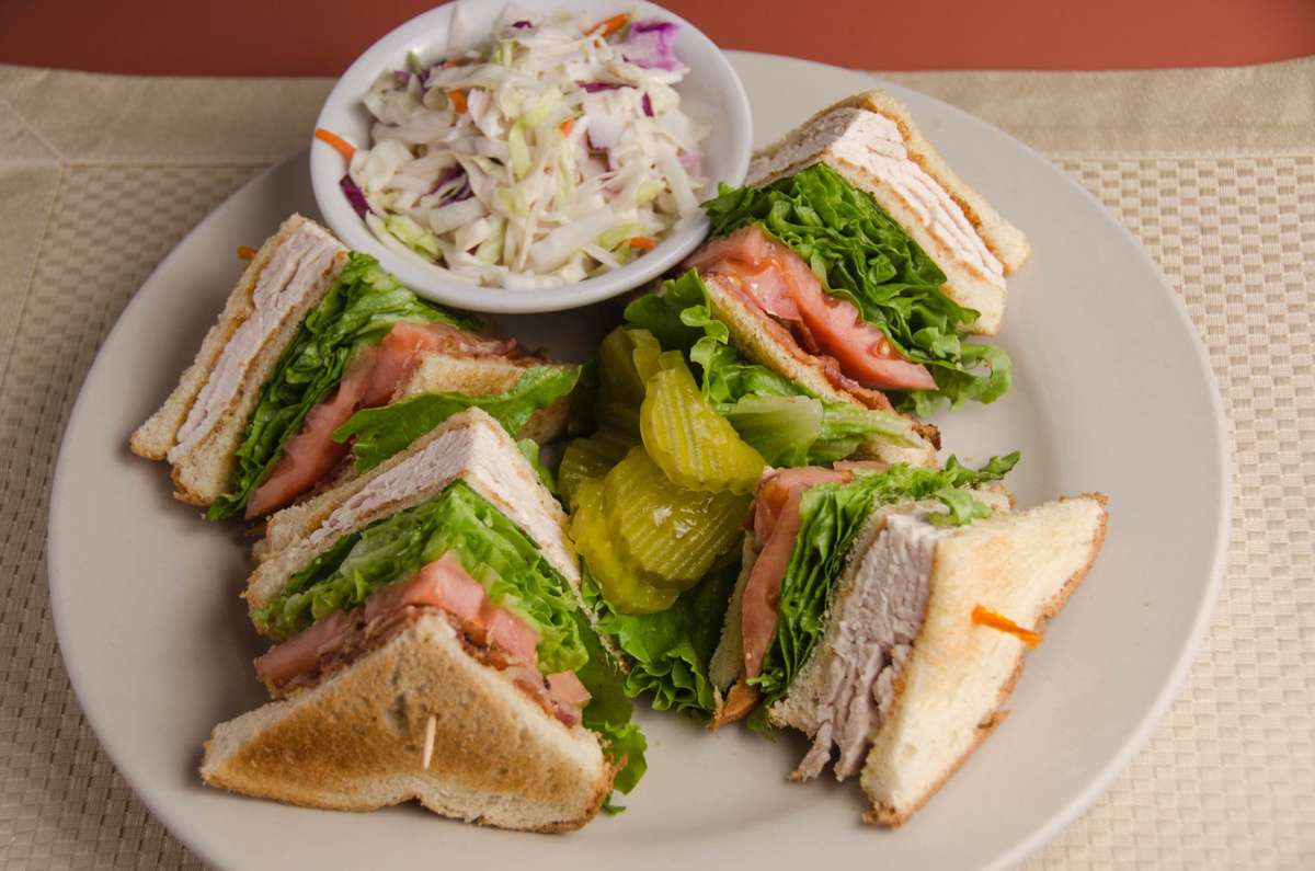 The Clubhouse Sandwich