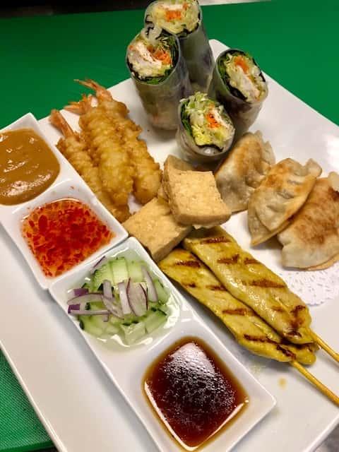 Bangkok Platter