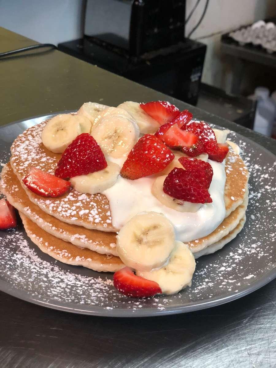 Pancakes à la Brunchery*