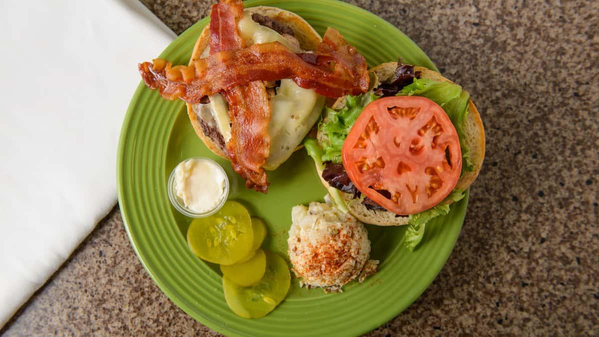 Brunchery Burger