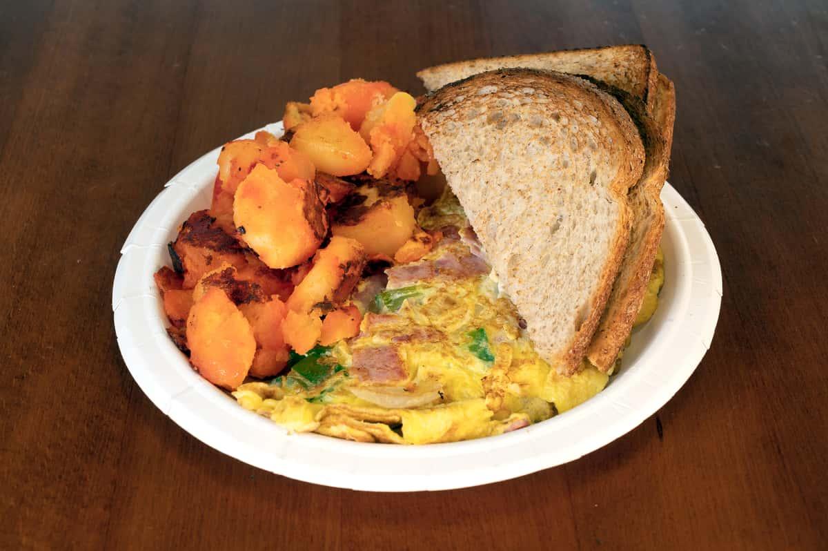 Western 2 Eggs Omelet