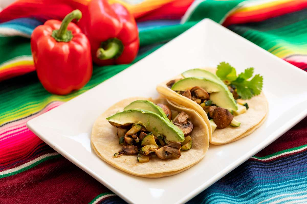 Tacos de Calabacitas
