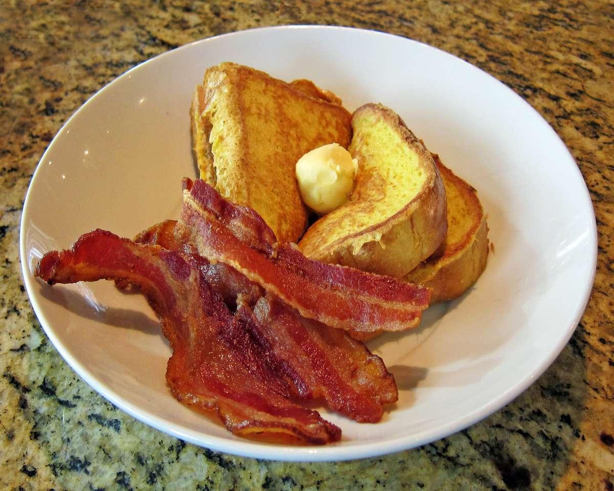 Pancake or French Toast Combo