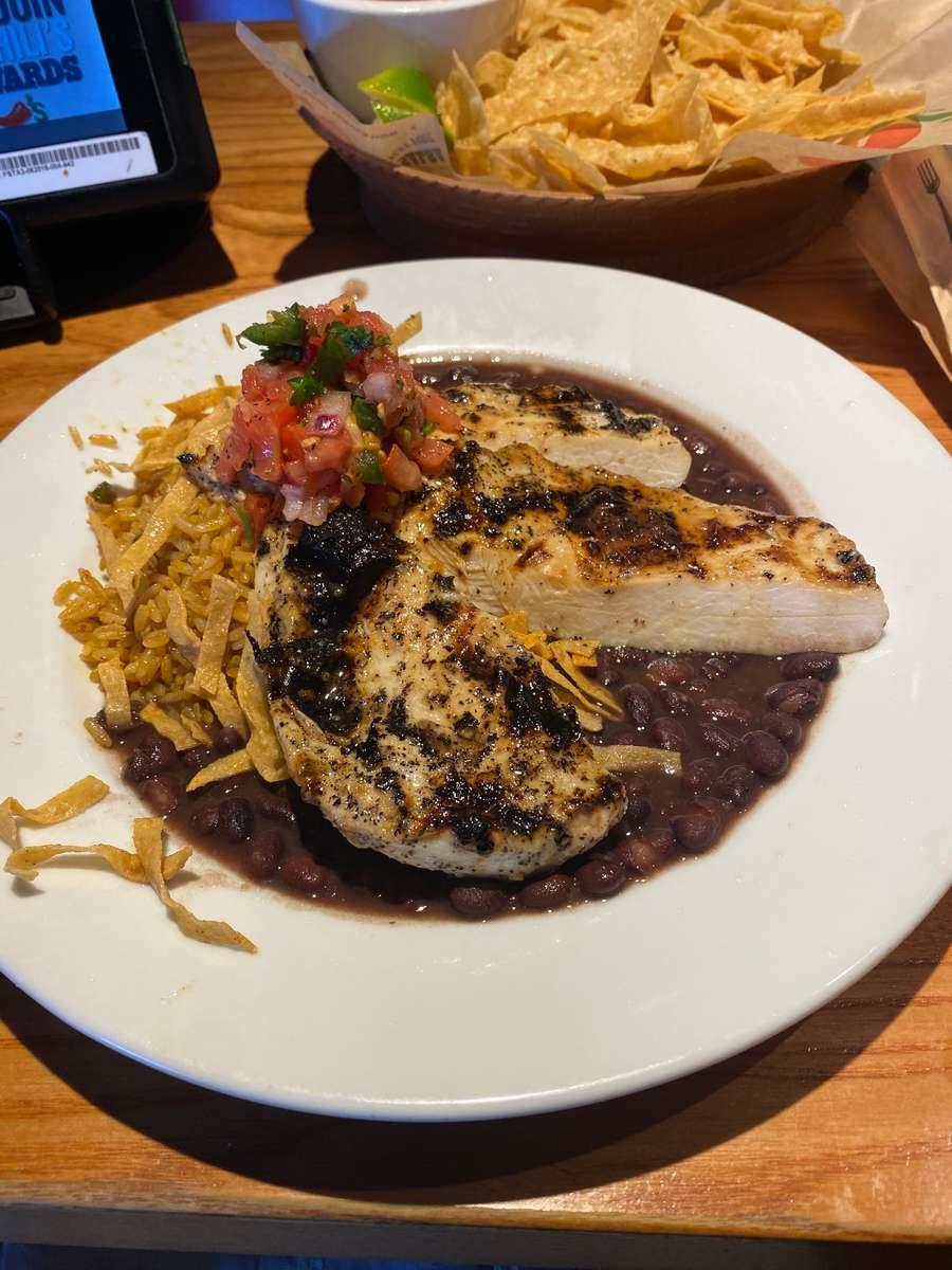 El Bandito Grilled Chicken