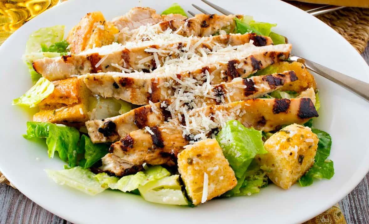 Firebird Chicken Caesar Salad