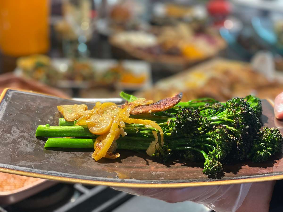 veggies