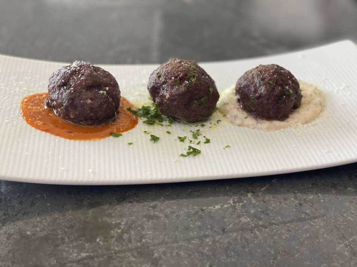 Hill Country Emu Meatballs (3 Pieces)