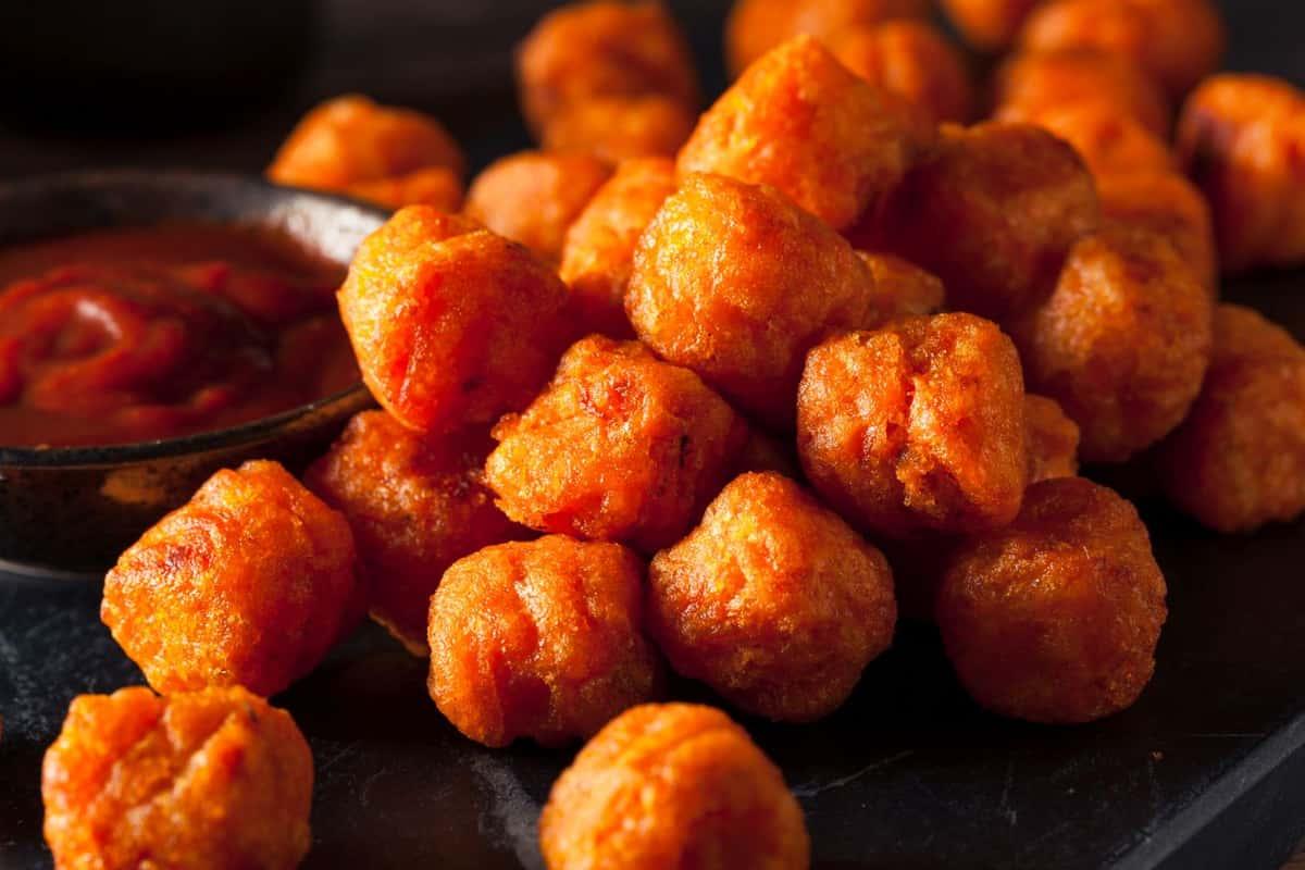 Sweet Potato Tater Tots